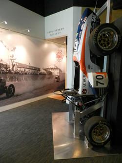 Racing museum gallery