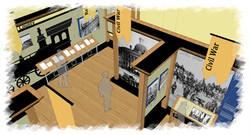 Depot Museum concept