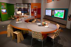 Birmingham Museum of Art- Art table