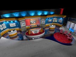 TV24 set concept