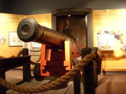 Hampton Roads Cannon Exhibit