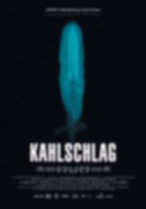 Kahllschlag Poster
