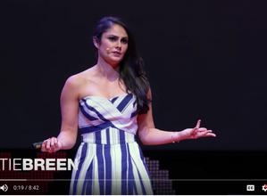 Katie's TEDx Talk is Live!