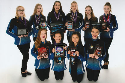 competition dance team