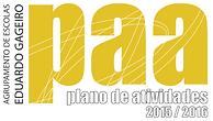 plano de atividades 2015/16