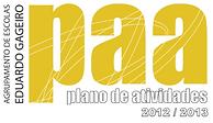 plano de atividades do agrupamento 2012/13
