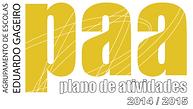 plano de atividades 2014/15