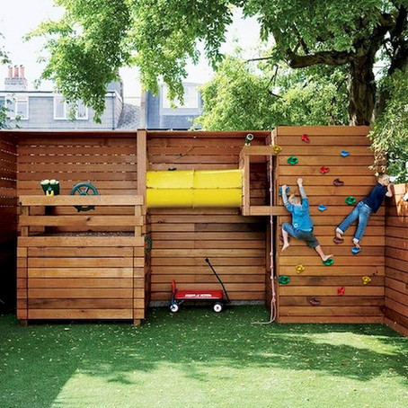 Outdoor Fun in Your Backyard!