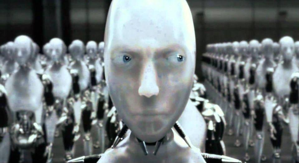 """Imagem do filme """"I, Robot"""""""