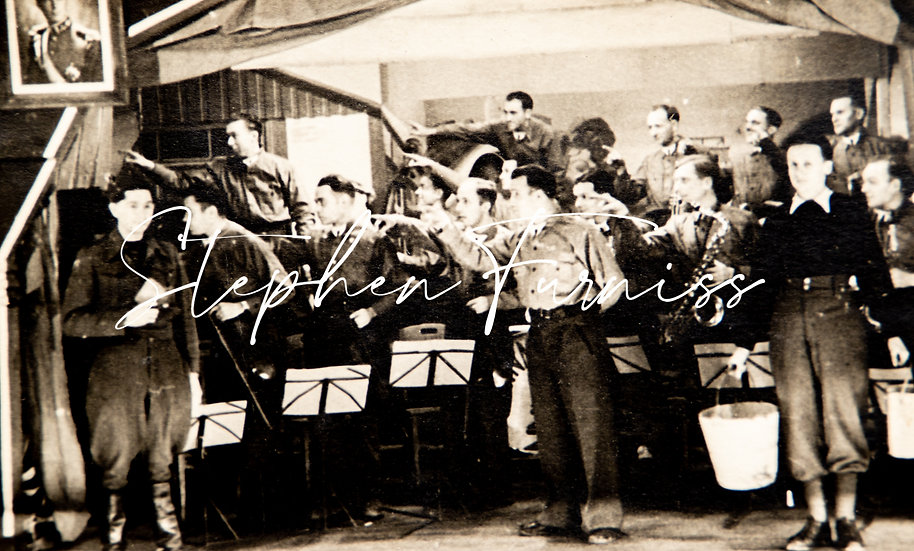 Prisoner of War Concert 1940's