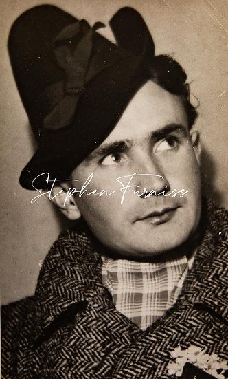 Man Cross Dressing! 1940's
