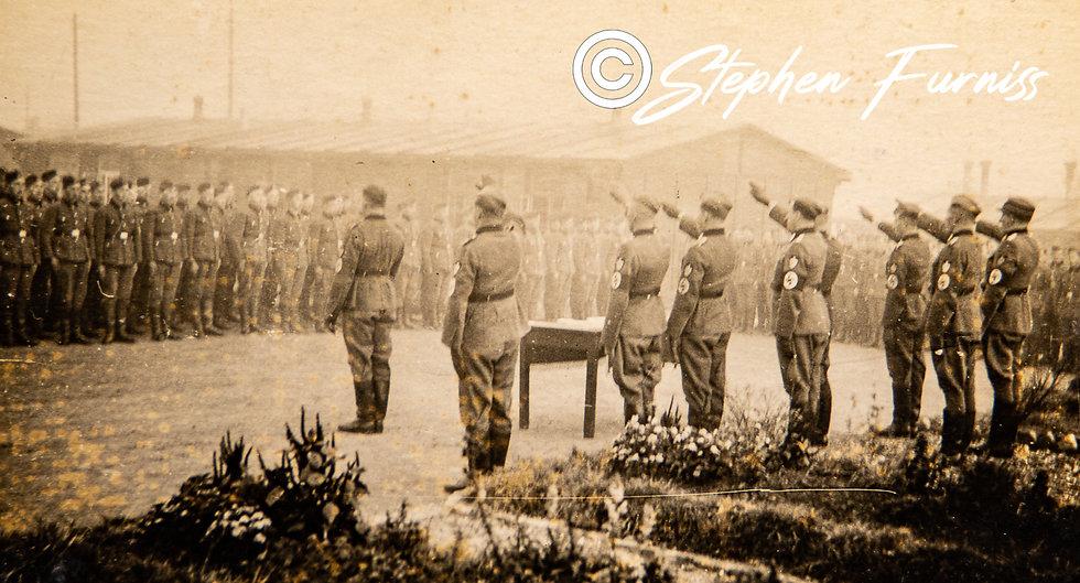 Reichs Labour Force 1940