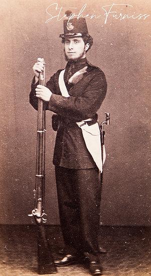 Militia Man 1860's