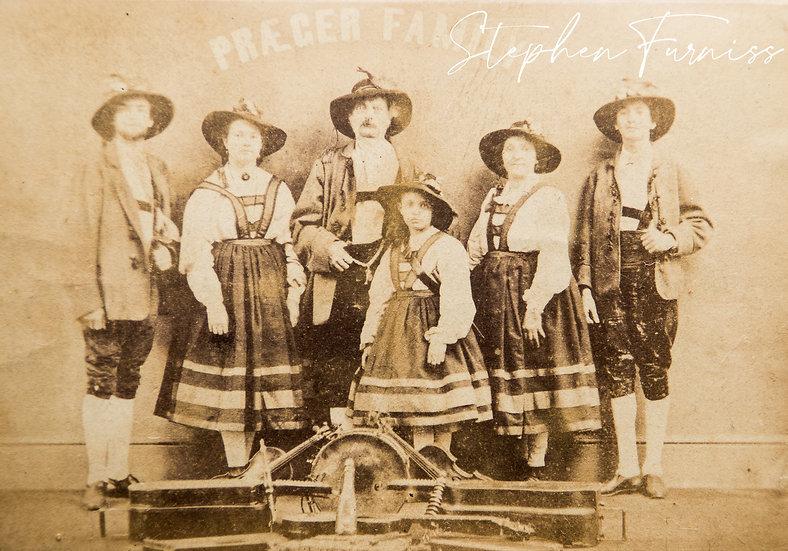 The Praeger Family 1870's