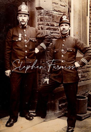 2 Policemen 1895