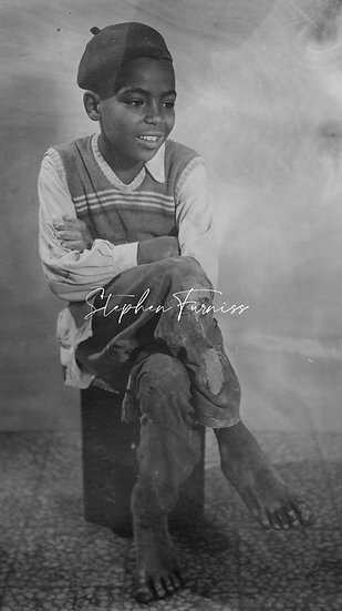 Young Boy 1930's