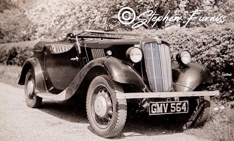 1930's Morris 8 Tourer