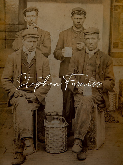 The Beer Drinkers 1905