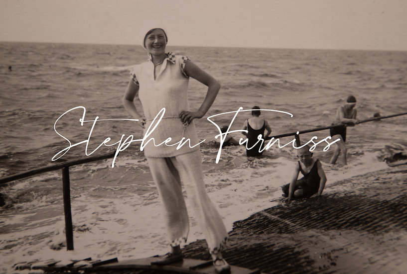 Beach Pyjamas German June 1929