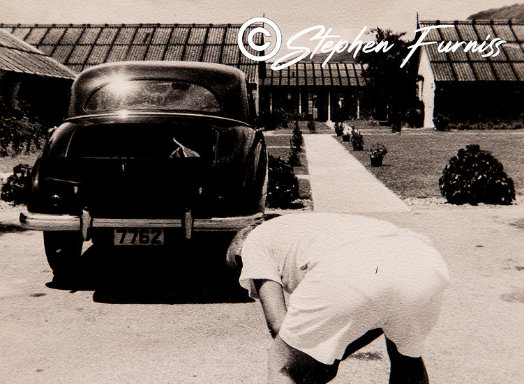 Rear Views 1930's and 50's