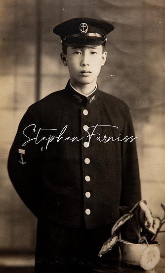 Japanese Cadet 1930's