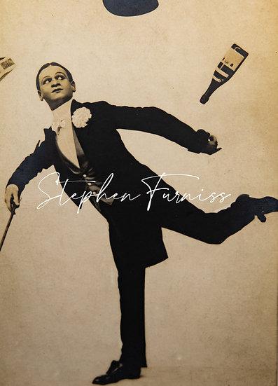 The Dancing Juggler 1911