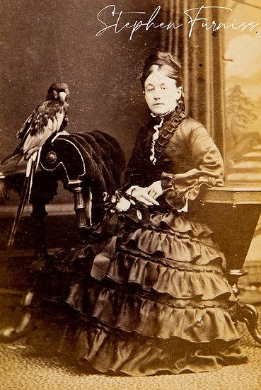 The Pet Parrot 1870's