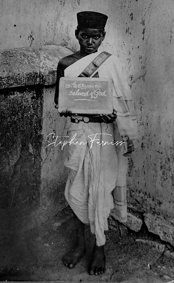 Young Indian Boy 1930's