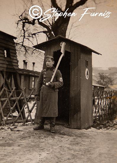 My Brother Karl at Wiltingen 1940
