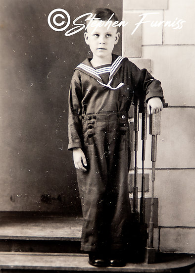 The Sailor Suit American WWII