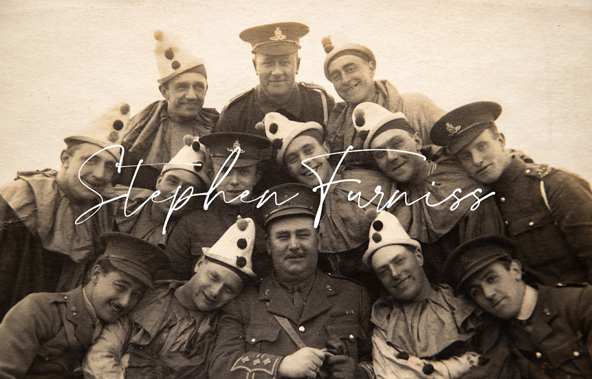 Soldiers in WWII