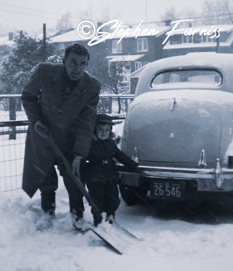 Canadian Winter 1950's