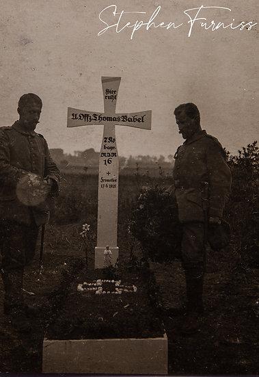 Fallen Comrade German 1915