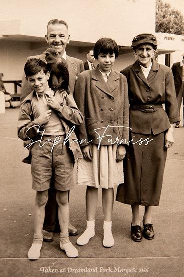 Dreamland Park Margate 1955