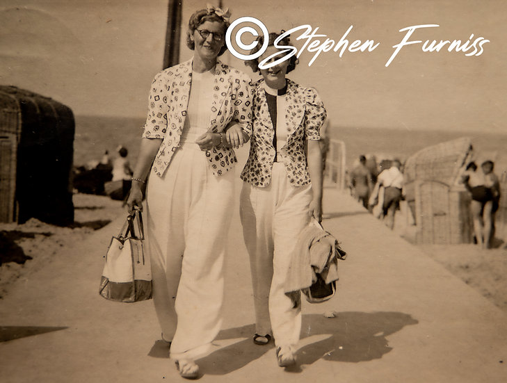 Matching Outfits German 1930's
