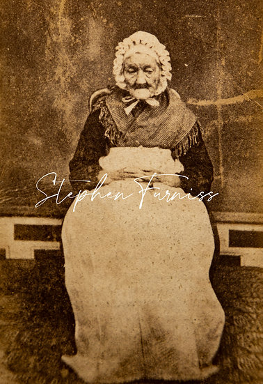Ann Perriam Aged 93 in 1862