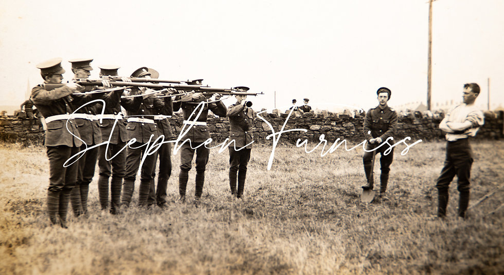 The Firing Squad WWI