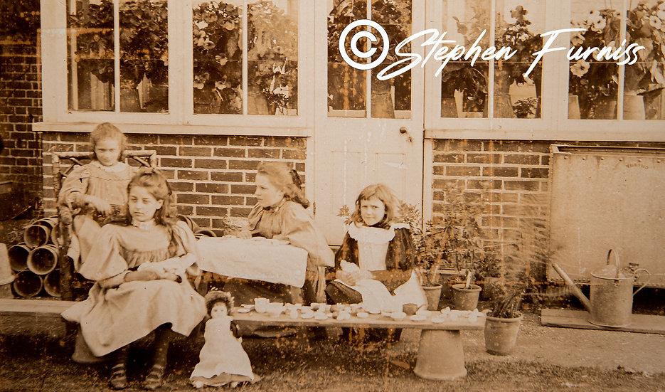 Afternoon Tea 1900