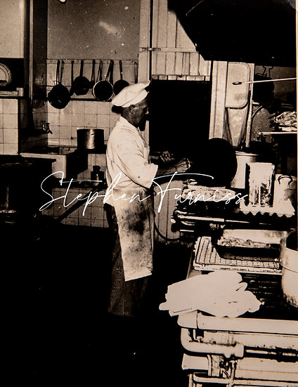 The Chef 1950's
