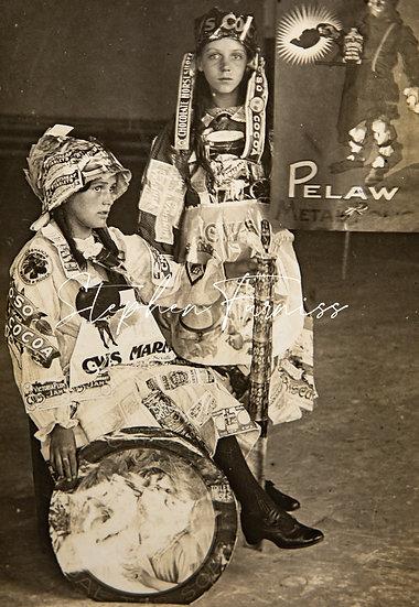 Fancy Dress 1905