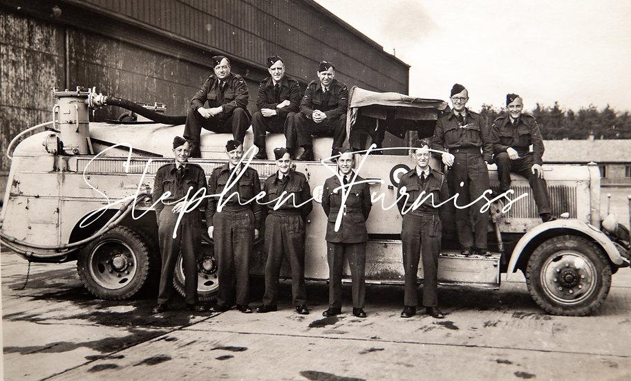 RAF Ground Crew 1940's