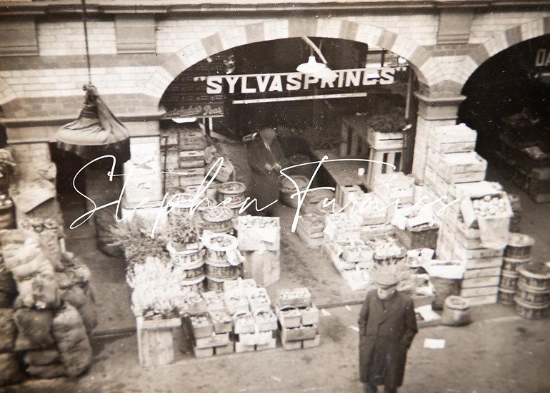Greengrocers 1950's