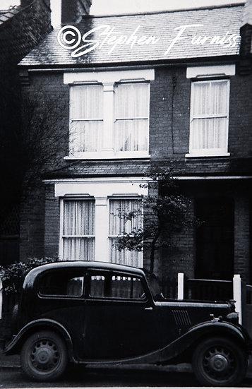 Morris 8 1930's