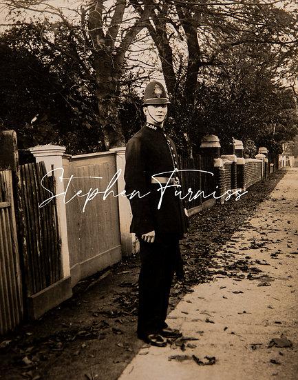 Policeman R546 c.1900