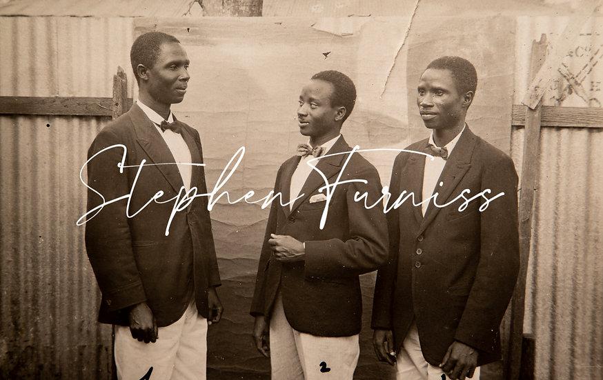 3 Black Gentleman 1920