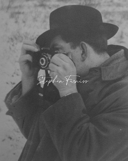 A Photographer 1930's