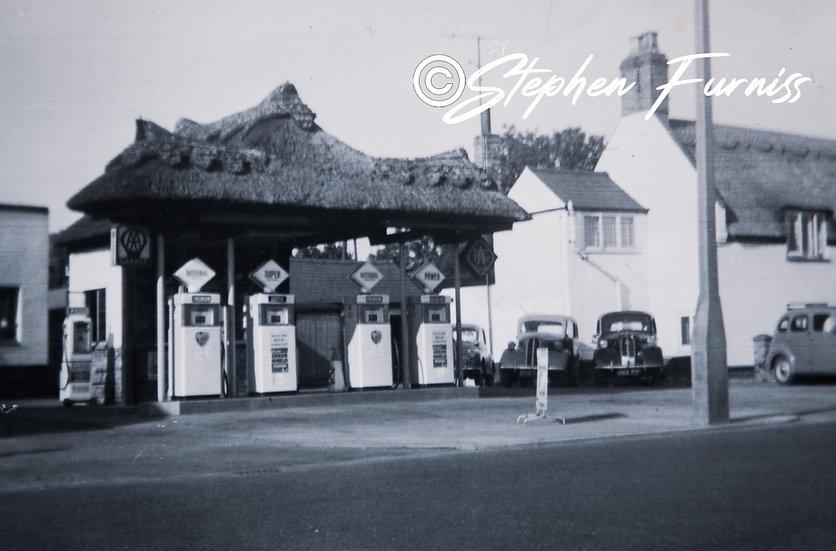 The Petrol Pumps 1950's
