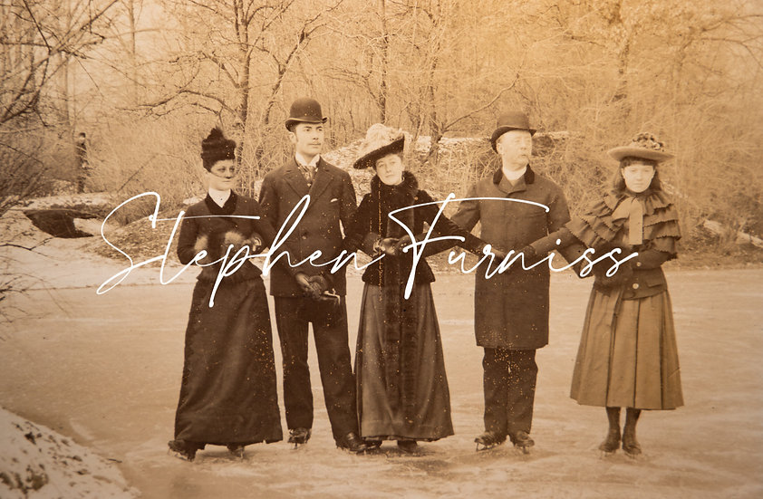 The Skaters 1890's
