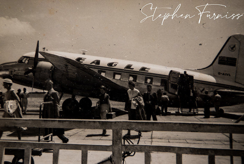 Eagle Airlines 1950's