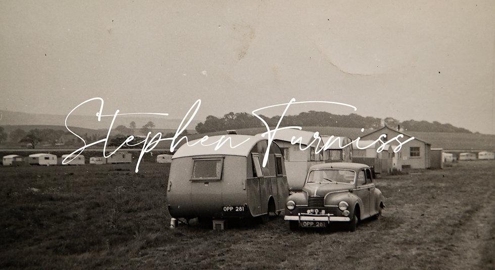 Caravan Park 1950's